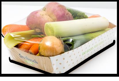 Suppengemüse für den «Pot-au-feu» in Bioqualität (Marke Biovitality)