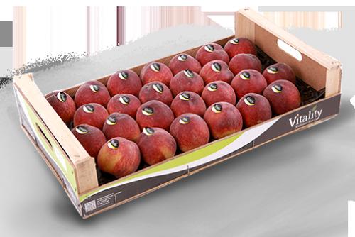 Fruits et légumes frais, de premier choix